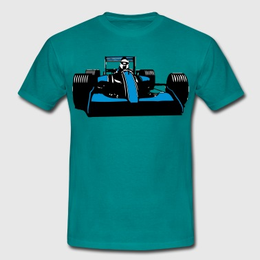 Racing Voiture de course Cool Racing - T-shirt Homme