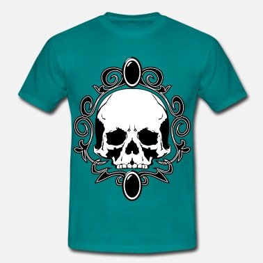 Headdress Gothic headdress - Men's T-Shirt