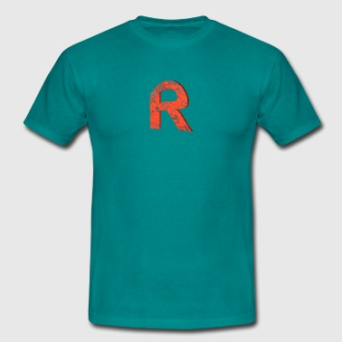 R - T-shirt Homme