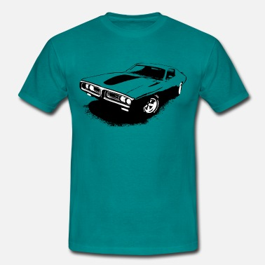 Charger Charger Muscle-car - Männer T-Shirt