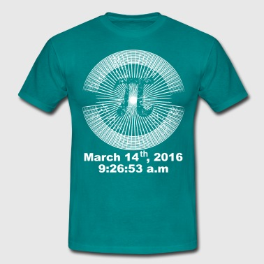 March 14 pi day - Men's T-Shirt