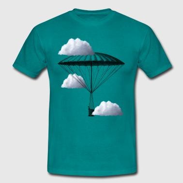 Above the clouds - Men's T-Shirt
