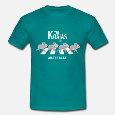 the koalas - Men's T-Shirt