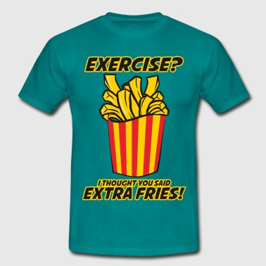 EXTRA FRIES - T-shirt Homme