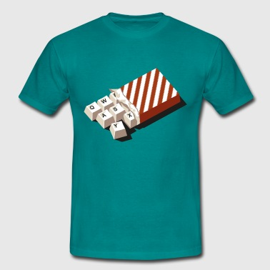 chockeys v2 - Männer T-Shirt