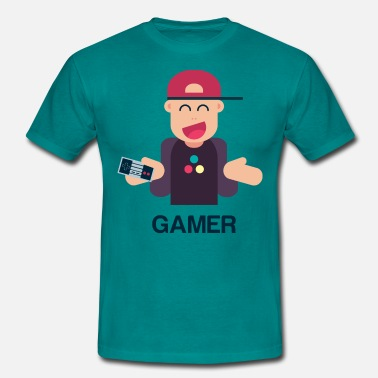 Gamer Friendly Gamer - T-shirt Homme