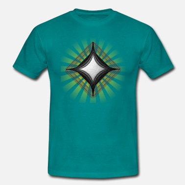 4 Stars Star 4 points - Men's T-Shirt