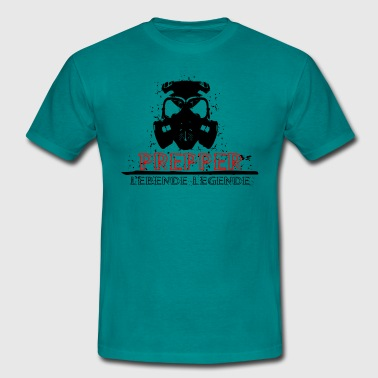 Survival Prepper Survival Bushcraft Outdoor - Männer T-Shirt
