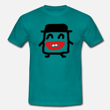 Cartoon Character cartoon character - Men's T-Shirt