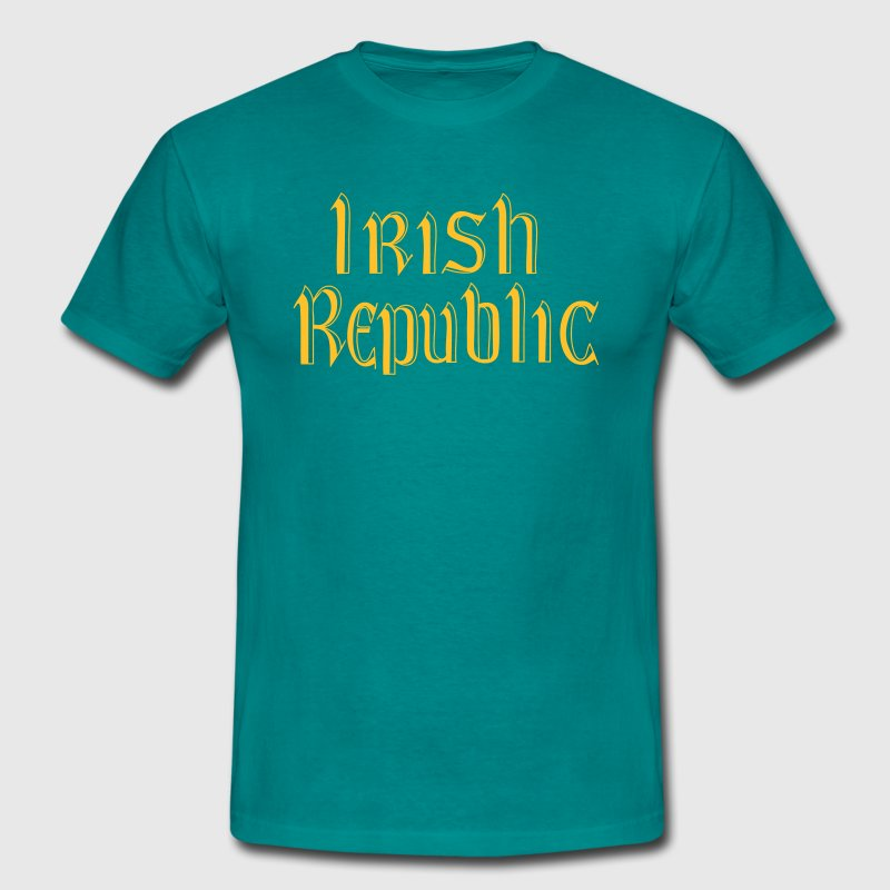 Irish Republic - Men's T-Shirt