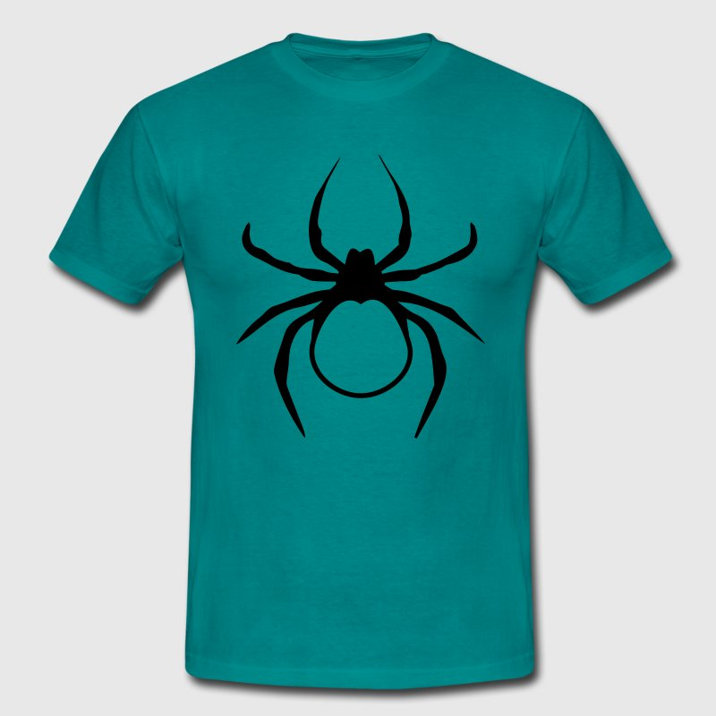 tick bite bloodsucker disgusting spider blood - Men's T-Shirt