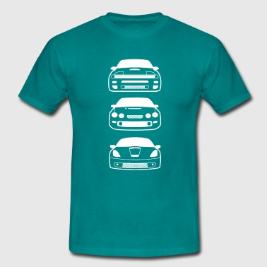 JDM Car Eyes Celicas | T-shirts JDM - Men's T-Shirt