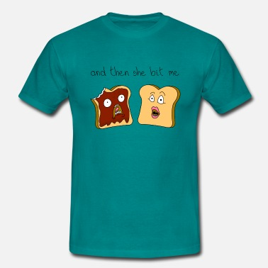 20170404-AndHeBitMe - Mannen T-shirt