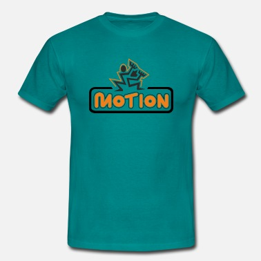 Motion Motion - Men's T-Shirt