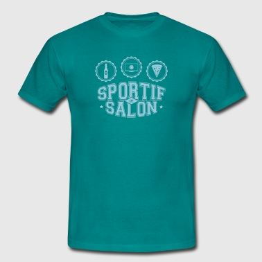 SPORTIF DE SALON - Men's T-Shirt