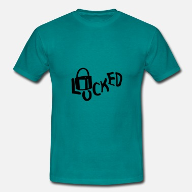 Locks 357 locked - Men's T-Shirt