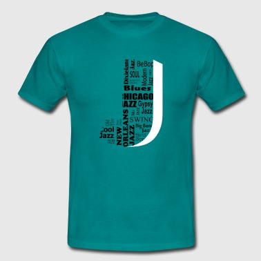 Jazz - T-shirt herr