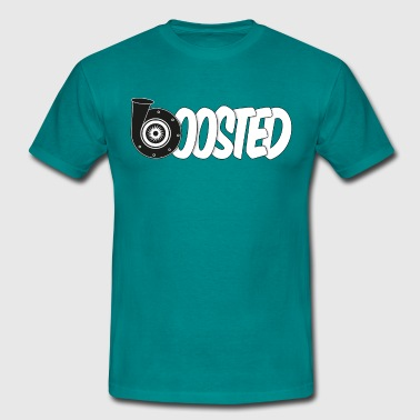 Boosted Turbolader - Männer T-Shirt
