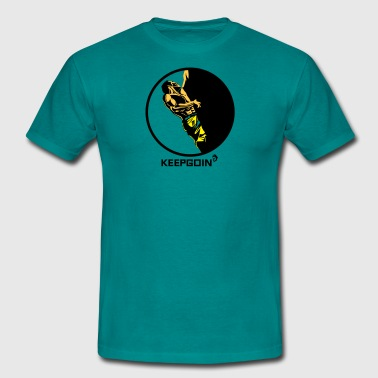 Comic Circle 3C - Mannen T-shirt