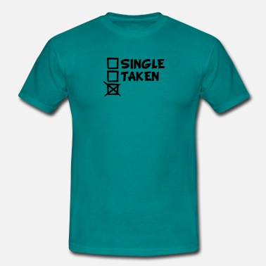 Ticker Enda tas Tick Tick Tick cross - T-shirt herr