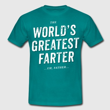 World's Greatest Father - Men's T-Shirt