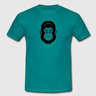 Gorilla ape cool - Men's T-Shirt