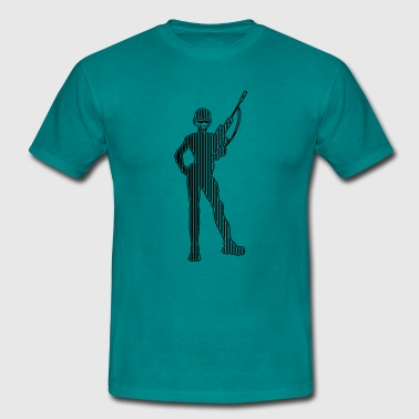 Soldier soldier - Men's T-Shirt