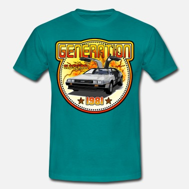 Old School génération old school 1981 - T-shirt Homme