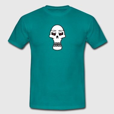 arrogant skull - Men's T-Shirt