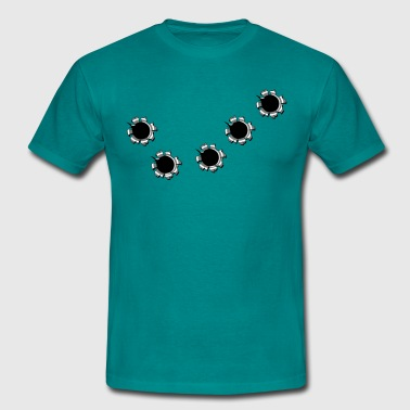 Holes - Men's T-Shirt