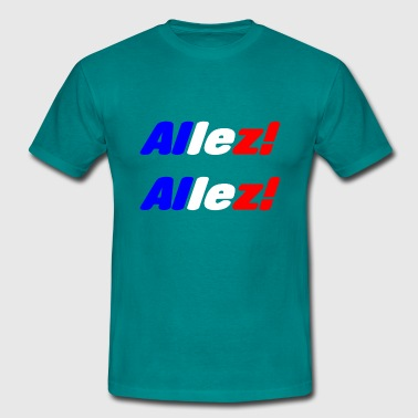 Allez! Allez! - Men's T-Shirt
