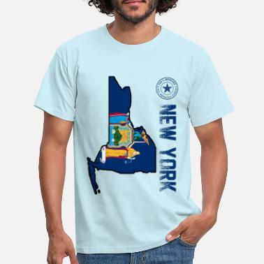 New England New York1219021 - Mannen T-shirt