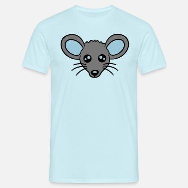 liten søt mus T skjorte for menn   Spreadshirt