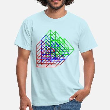 Dimension Dimensions - Men's T-Shirt