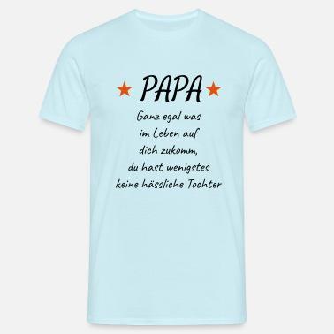 Papa Ist Der Beste Herz Baby T-Shirt