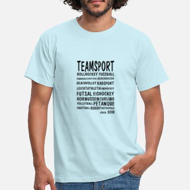 Teamsport TEAMSPORT - Männer T-Shirt