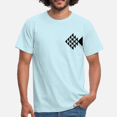 Triangle triangle - Men's T-Shirt