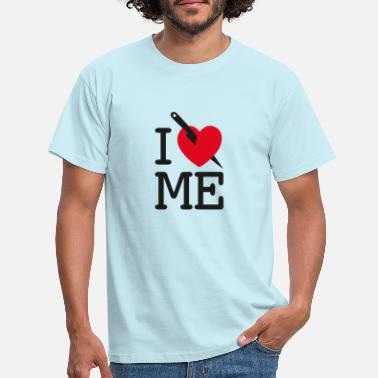 i love me 1 - Men's T-Shirt