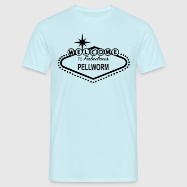 Welcome to Pellworm - Männer T-Shirt