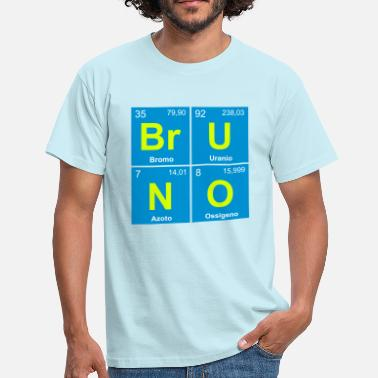 Bruno BrUNO - Men's T-Shirt