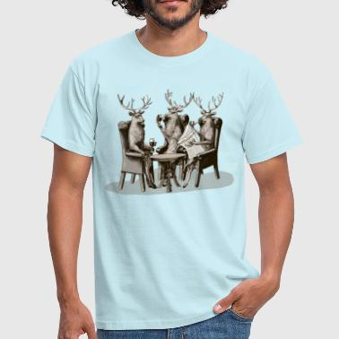 Do Stag Party - Men's T-Shirt