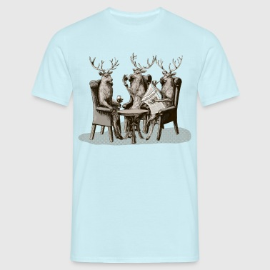 Stag Party - Männer T-Shirt