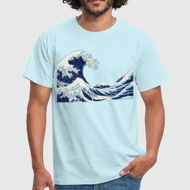 big Wave - Men's T-Shirt