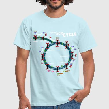 The Citric Acid Cycle - Men's T-Shirt