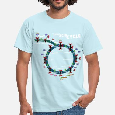 Krebs Cycle The Citric Acid Cycle - Men's T-Shirt