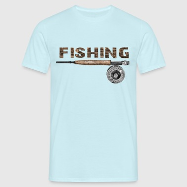 Fishing - T-shirt Homme