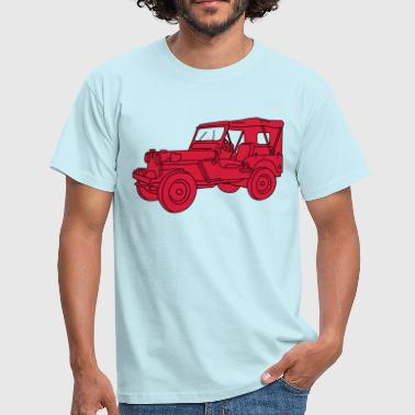 SUV 2 - Men's T-Shirt