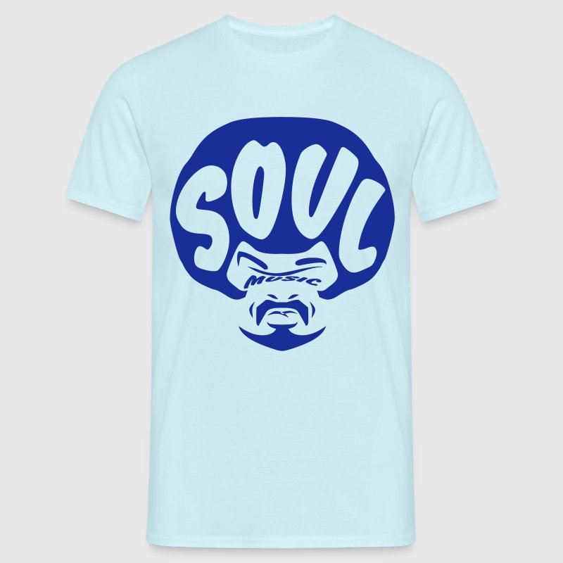 Soul music flex - T-shirt Homme