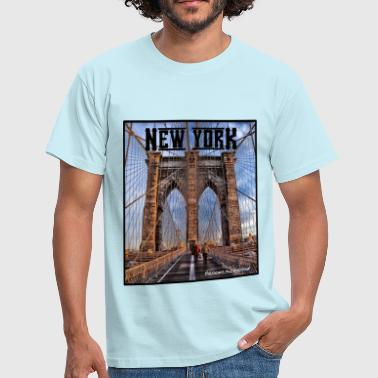 York New york - T-shirt Homme