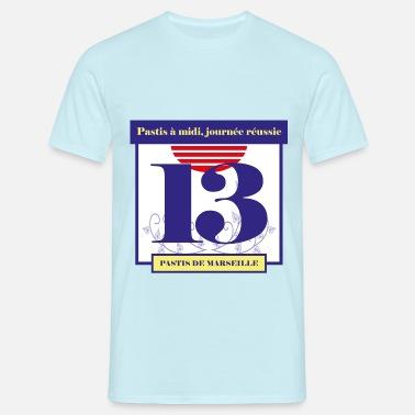 5545659ac04 Provence Alpes Côte d  39 Azur PACA Pastis Marseille - T-shirt Homme